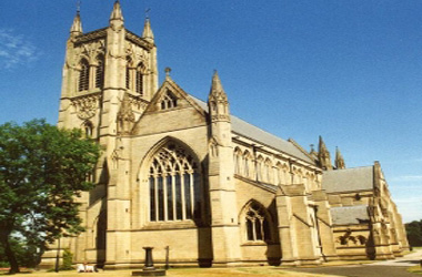 Bolton Parish Church Tour