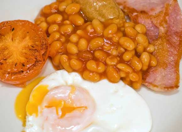 Olympus Traditional English Breakfast