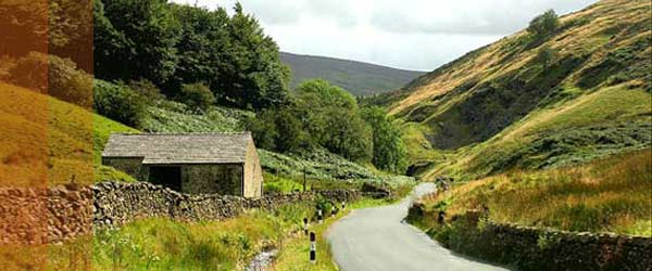 Trough Of Bowland Scenic Trip